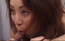 Japanese MILF loves to fuck